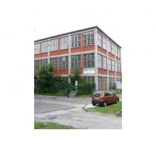 Veřejná dobrovolná dražba průmyslové haly ZPS Elektromontáže -