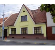 Veřejná dobrovolná dražba rodinného domu v Brně - Čelní pohled