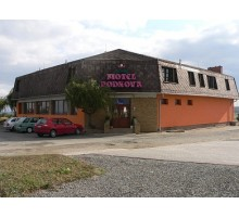 Veřejná nedobrovolná dražba ideální polovinu motelu Podkova, Klobouky u Brna - Motel Pokova