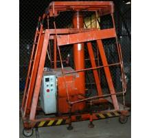 Elektronická aukce na prodej vysokozdvižné plošiny, typ VMP 250/100, nosnost 250kg - Plošina vysokozdvižná, typ VMP 250/100, nosnost 250kg