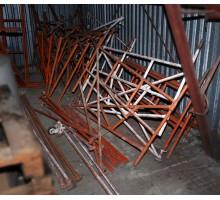 Elektronická aukce na prodej pojízdného ocelového lešení (kostky) - Lešeni pojízdné ocelové (kostka)