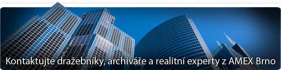 Neváhejte a kontaktujte dražebníky, archiváře a realitní experty