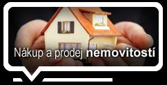Prodej a nákup nemovitostí