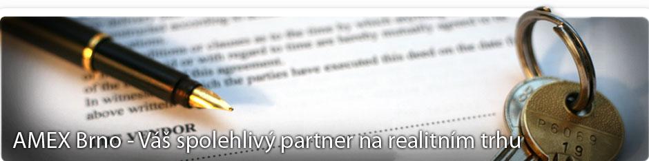 AMEX Brno - Váš spolehlivý partner v realitním světě