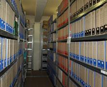 archív spisové agendy